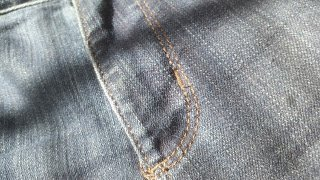 1 organic jeans