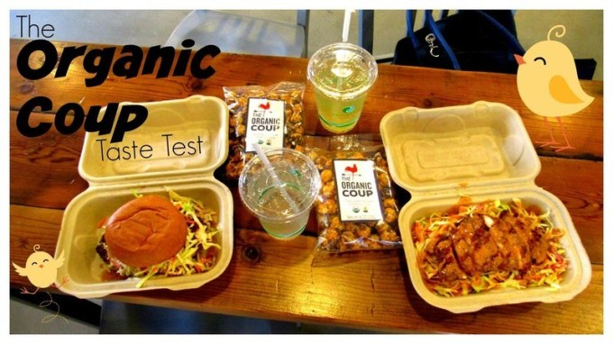 ORGANIC COUP Fast Food